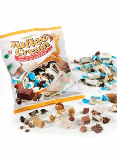 Toffee Cream Soft-Mischung
