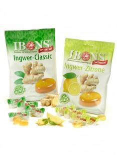 Ingwer-Bonbon-Duo