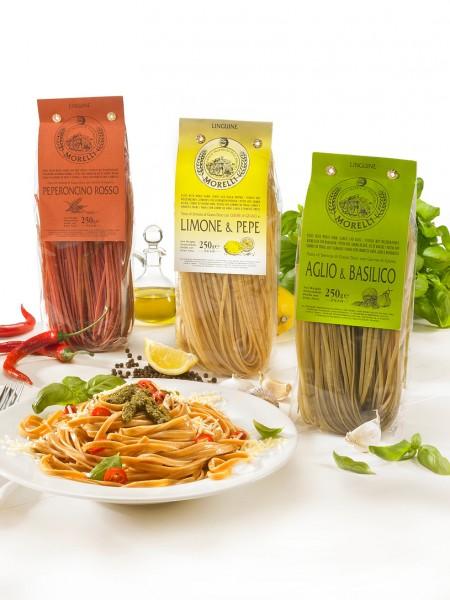 """Pasta Trio """"Morelli"""""""