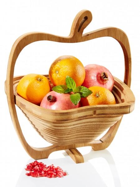 Faltbarer Obstkorb