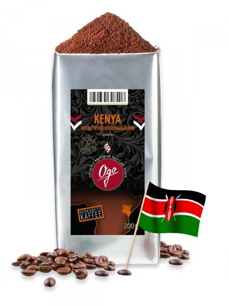 """Kenya """"Nyeri Highgrown"""", gemahlen"""