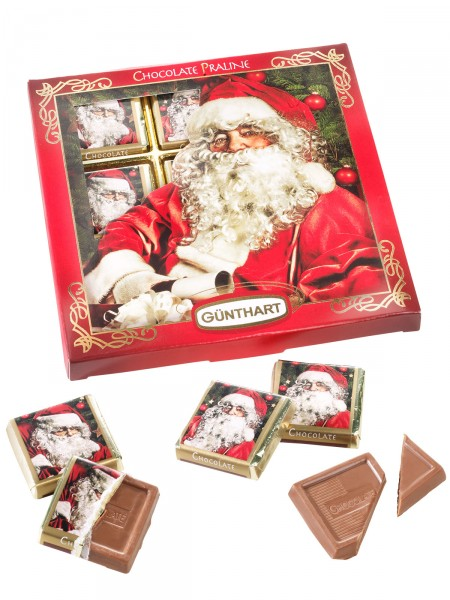 "Schokotäfelchen ""Santa"""