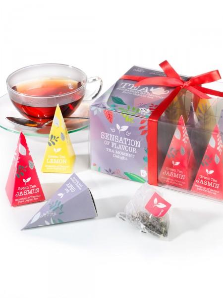 Pyramiden Tee-Box