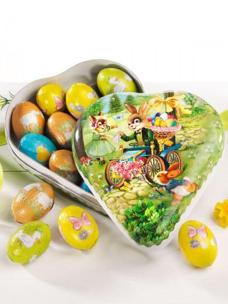 Süßes Osterherz