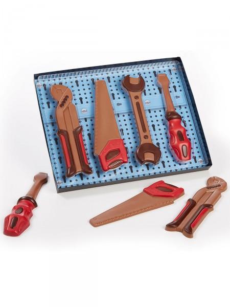 Schoko-Werkzeug-Set