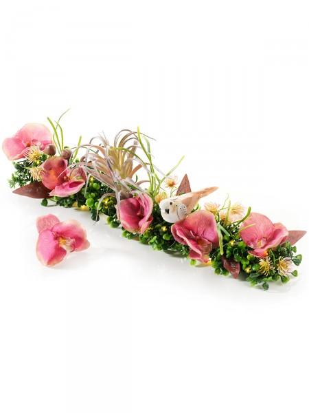 """Tischaufleger """"Orchideenzauber"""""""