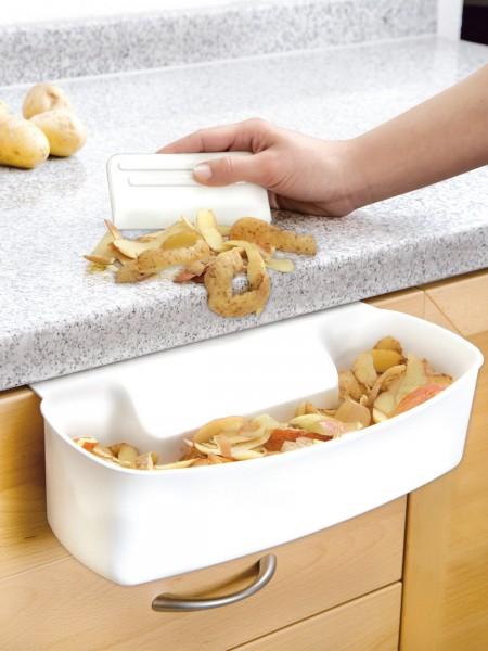 Küchenabfall-Auffangschale