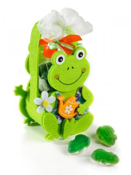 Der süße Frosch