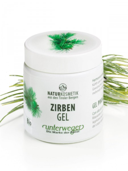 Zirben-Gel