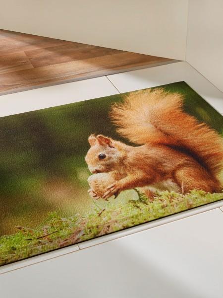 """Fußmatte """"Eichhörnchen"""""""