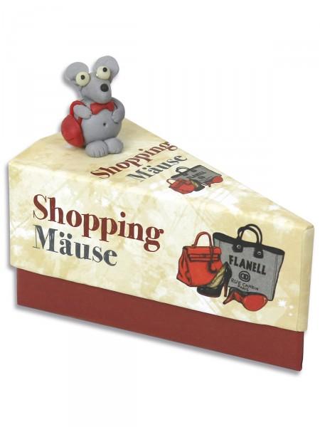 "Geldbox ""Shopping Mäuse"""