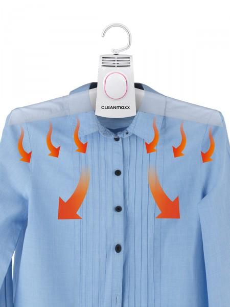 Kleiderbügel mit Trocknungssystem