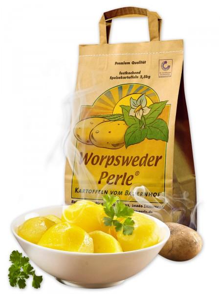 Worpsweder Perle® Linda, vorwiegend festkochend
