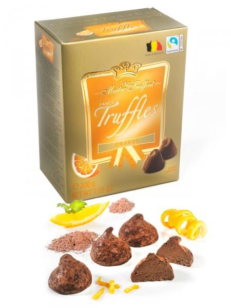 Orangen-Trüffel