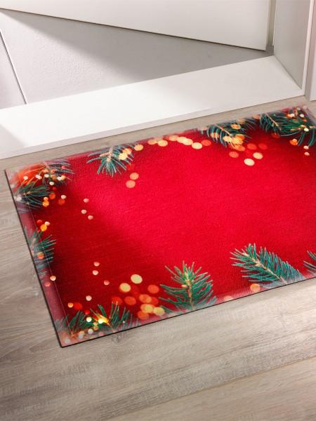 """Fußmatte """"Weihnachtszauber"""""""