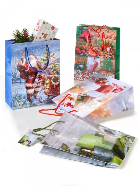 """Geschenktüten-Quartett """"Weihnacht"""""""