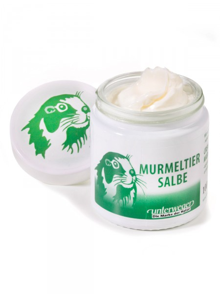 Tiroler Murmeltier-Salbe