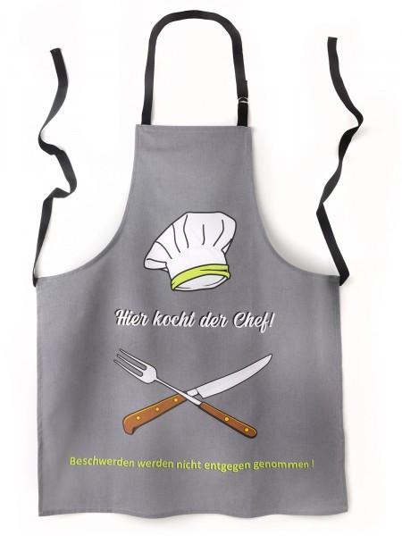 """Küchenschürze """"Chef"""""""