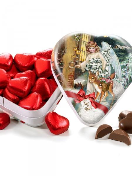 Süßes Weihnachtsherz