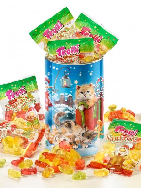 Süße Kätzchendose