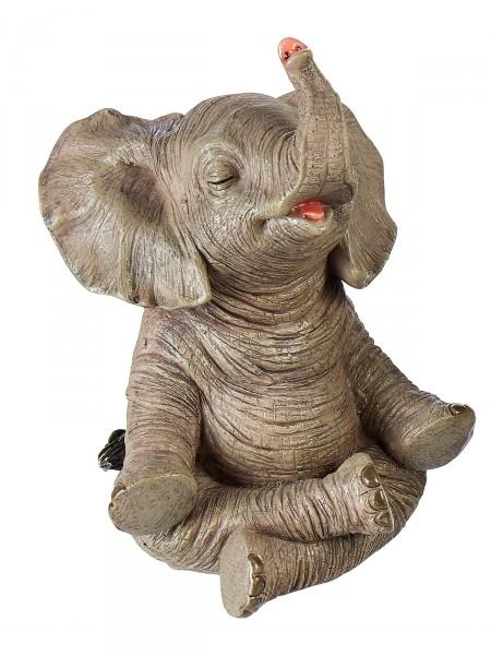 Yoga-Elefant