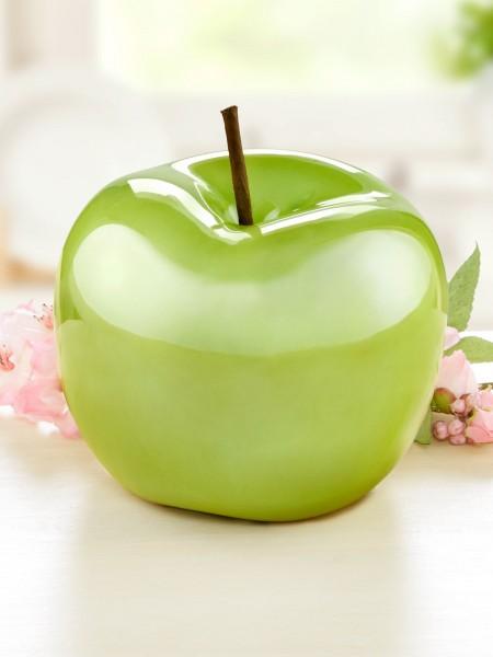 "Keramik-Apfel ""Perlmutt"""