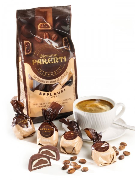 Kaffee & Sahne-Pralinen