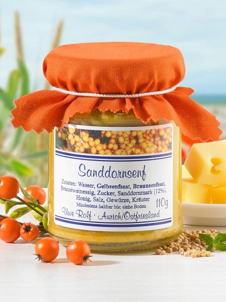 Sanddorn-Senf
