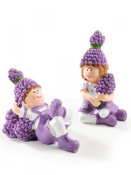 Lavendelpärchen
