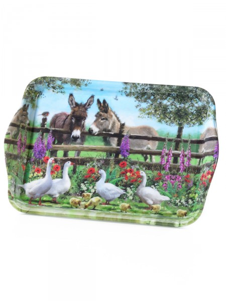 "Tablett ""Kleine Farm"""