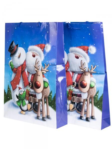 """Maxitüten-Duo """"Weihnachtsfreunde"""""""
