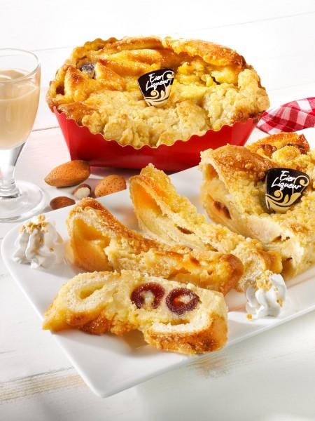 Eierlikör-Wickelkuchen