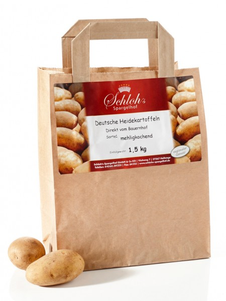 Kartoffeln, mehlig kochend
