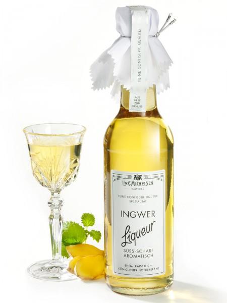 Ingwer-Liqueur