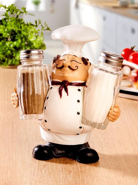 Salz- und Pfeffer-Koch