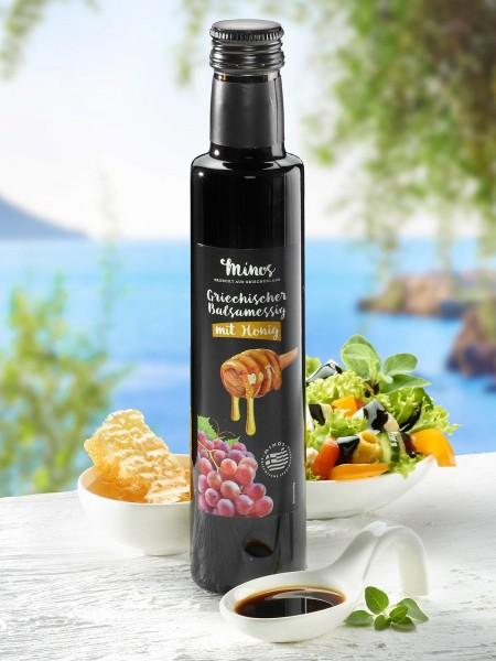 Griechischer Balsamessig mit Honig