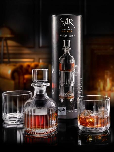 Whisky-Set, 3-tlg.