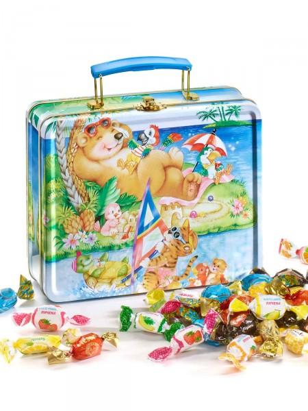 Der kleine süße Urlaubskoffer