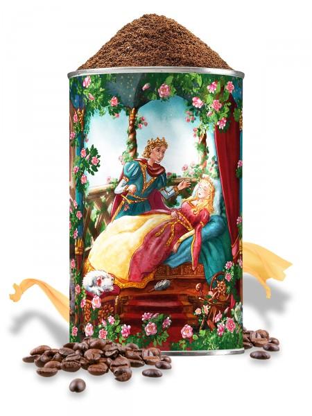 Entkoffeinierter Kaffee, Dose