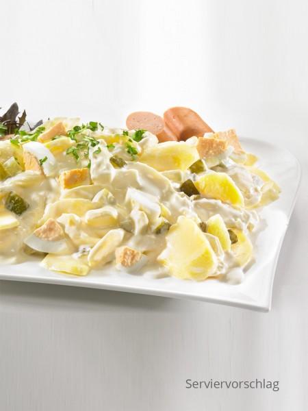 Kartoffelsalat mit Ei
