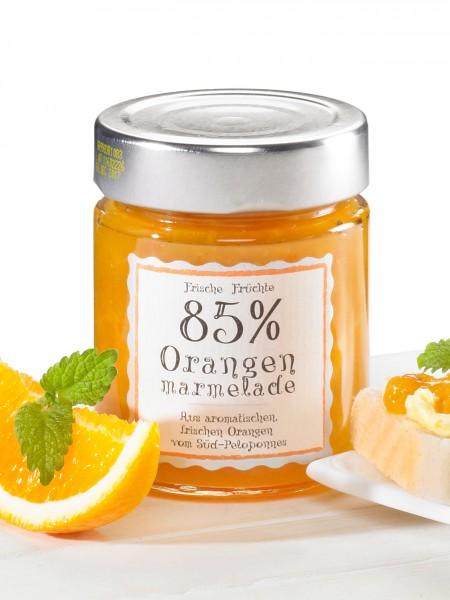 Orangenmarmelade, 85%