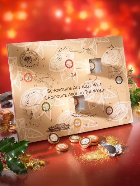"""Kalender """"Weltreise"""""""