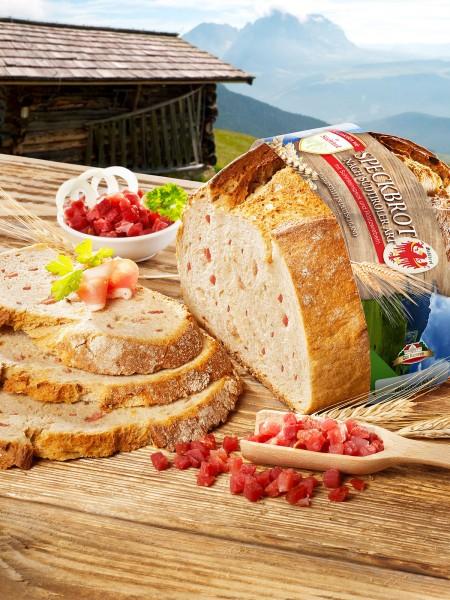 Speckbrot nach Südtiroler Art