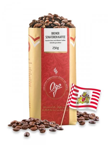 Bremer Senatoren Kaffee, Bohne