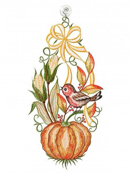 """Fensterbild """"Herbst"""""""