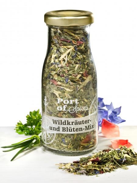 Wildkräuter-Blüten-Mix