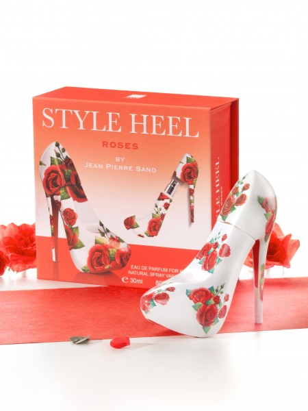 "Parfum ""Rosen-High Heel"""