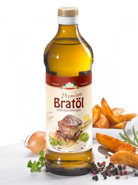Bratöl, mit Buttergeschmack