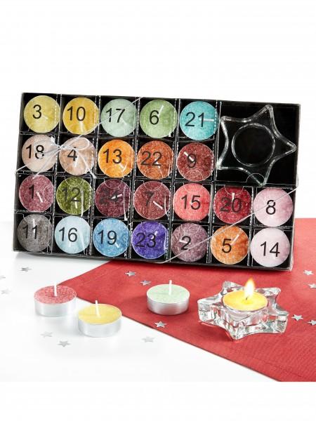 Teelicht-Kalender
