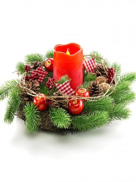 """LED-Kranz """"Weihnachten"""""""